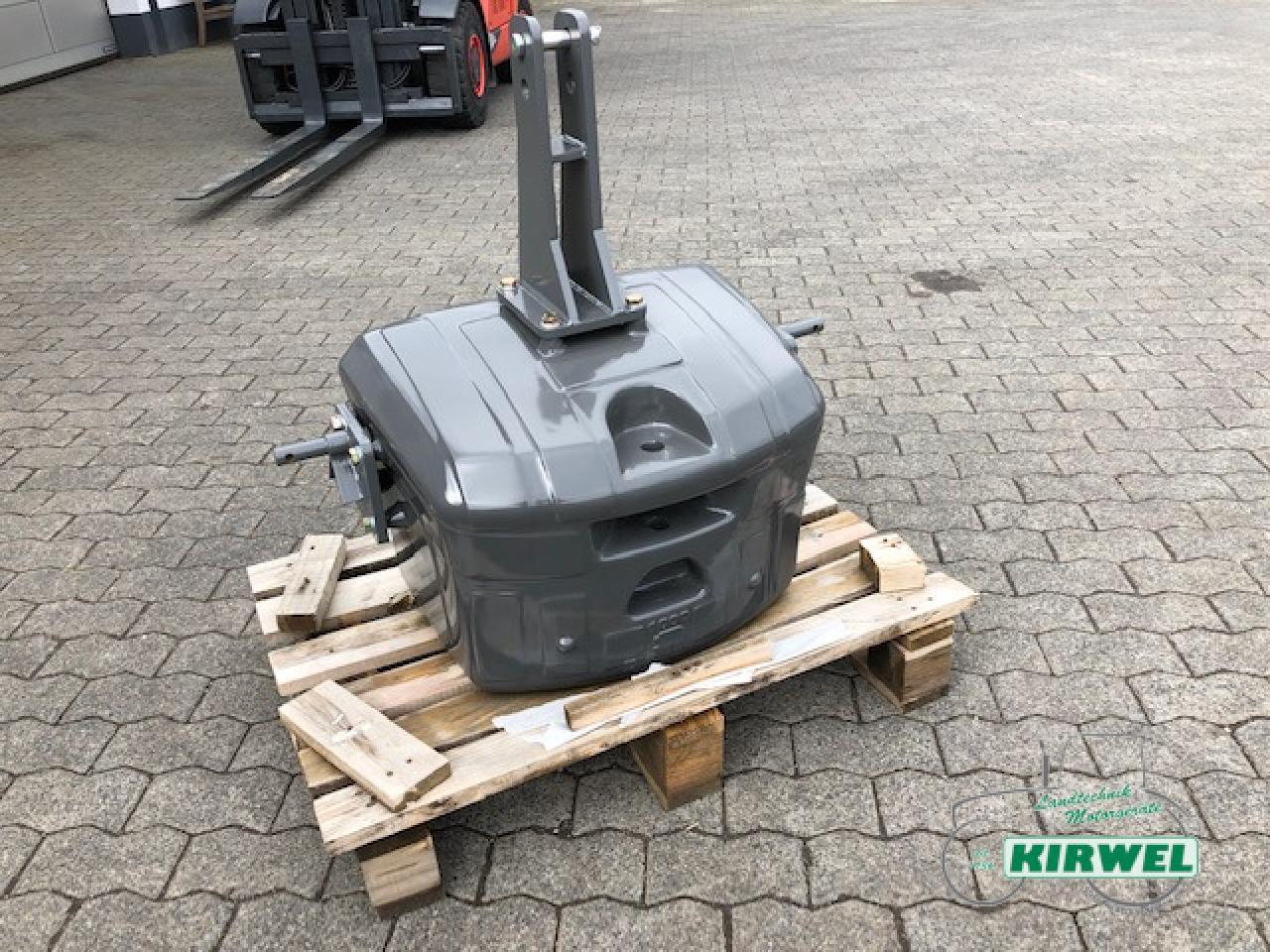 AGCO Gewicht 1000 kg