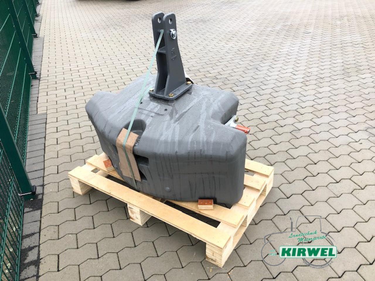 AGCO Gewicht 1250 kg