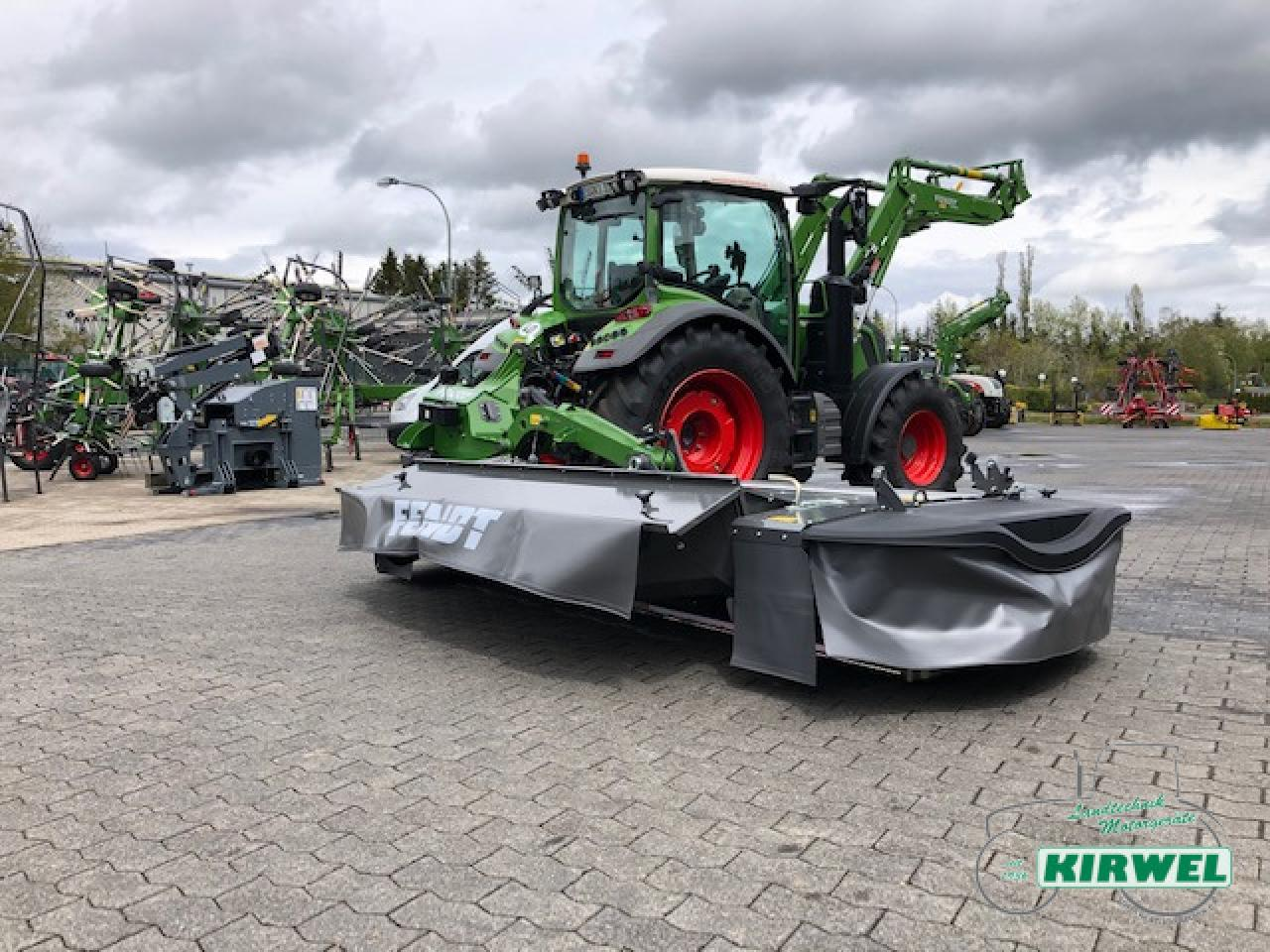 FENDT Slicer 3670 TLX-KC