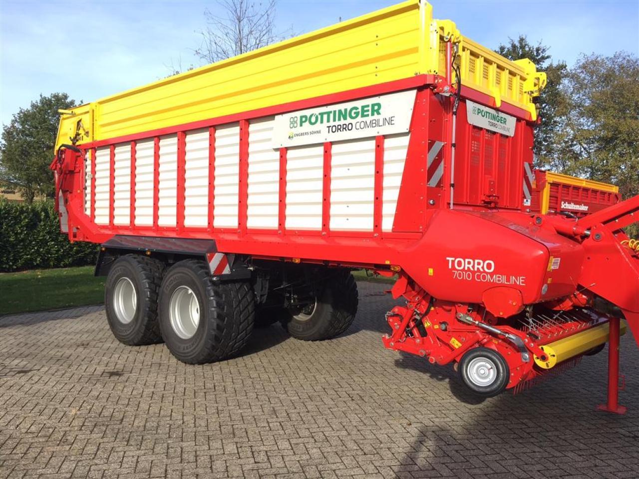 Pöttinger Torro 7010 D Combili