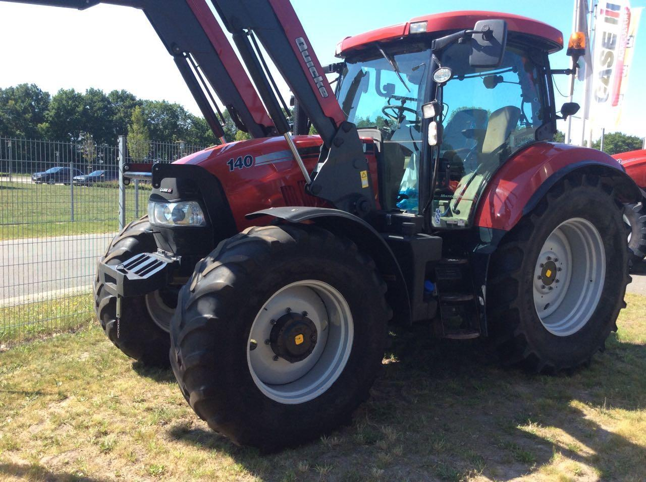 Case Maxxum 140 MC EP