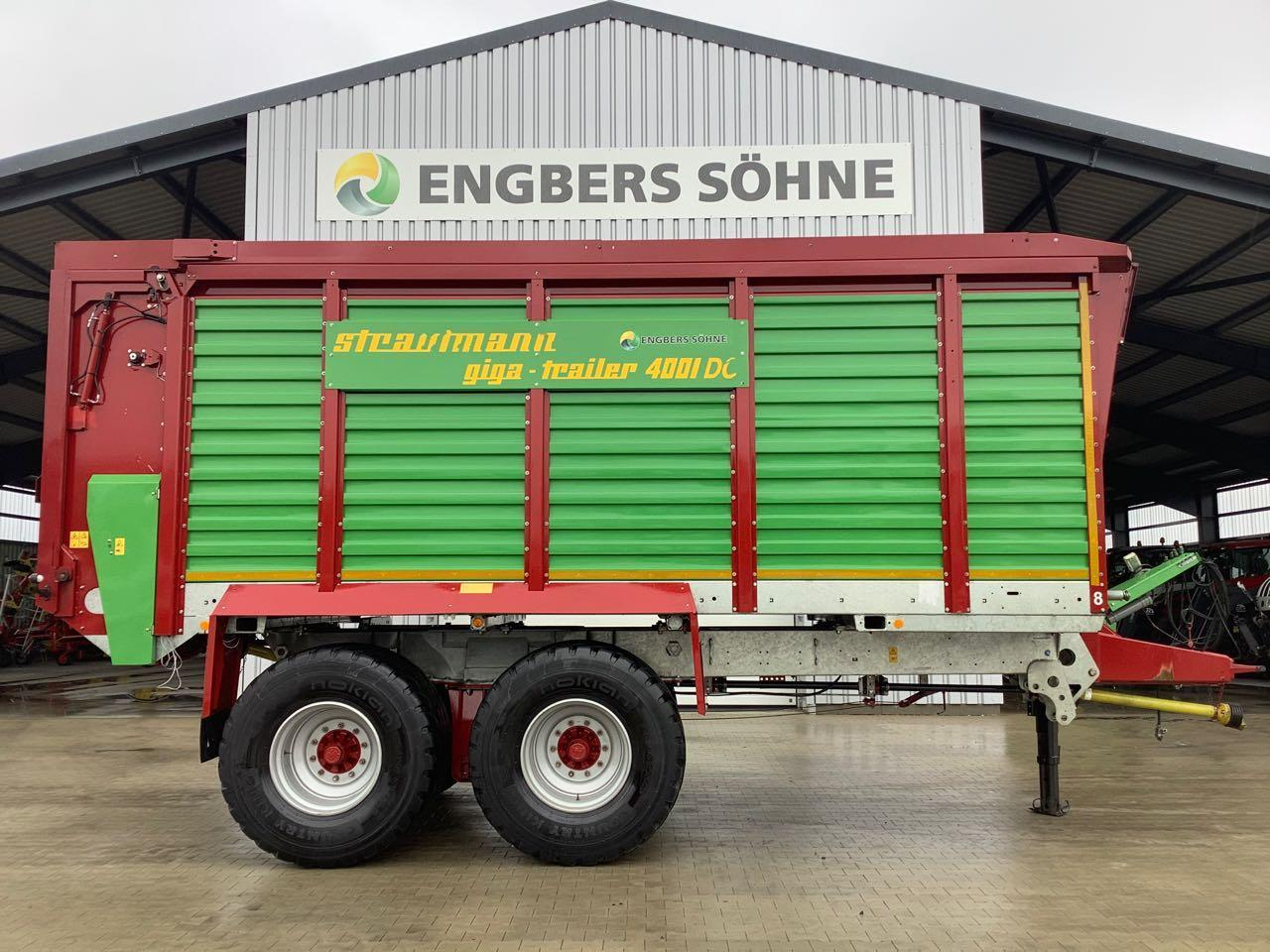 Strautmann Giga Trailer 4001 DO