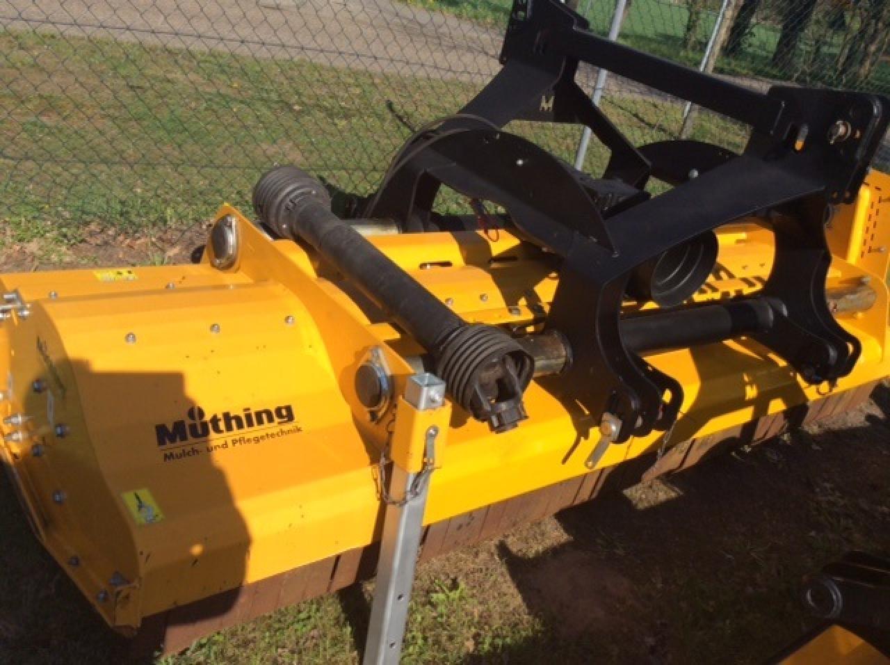 Müthing  MU 300 Pro