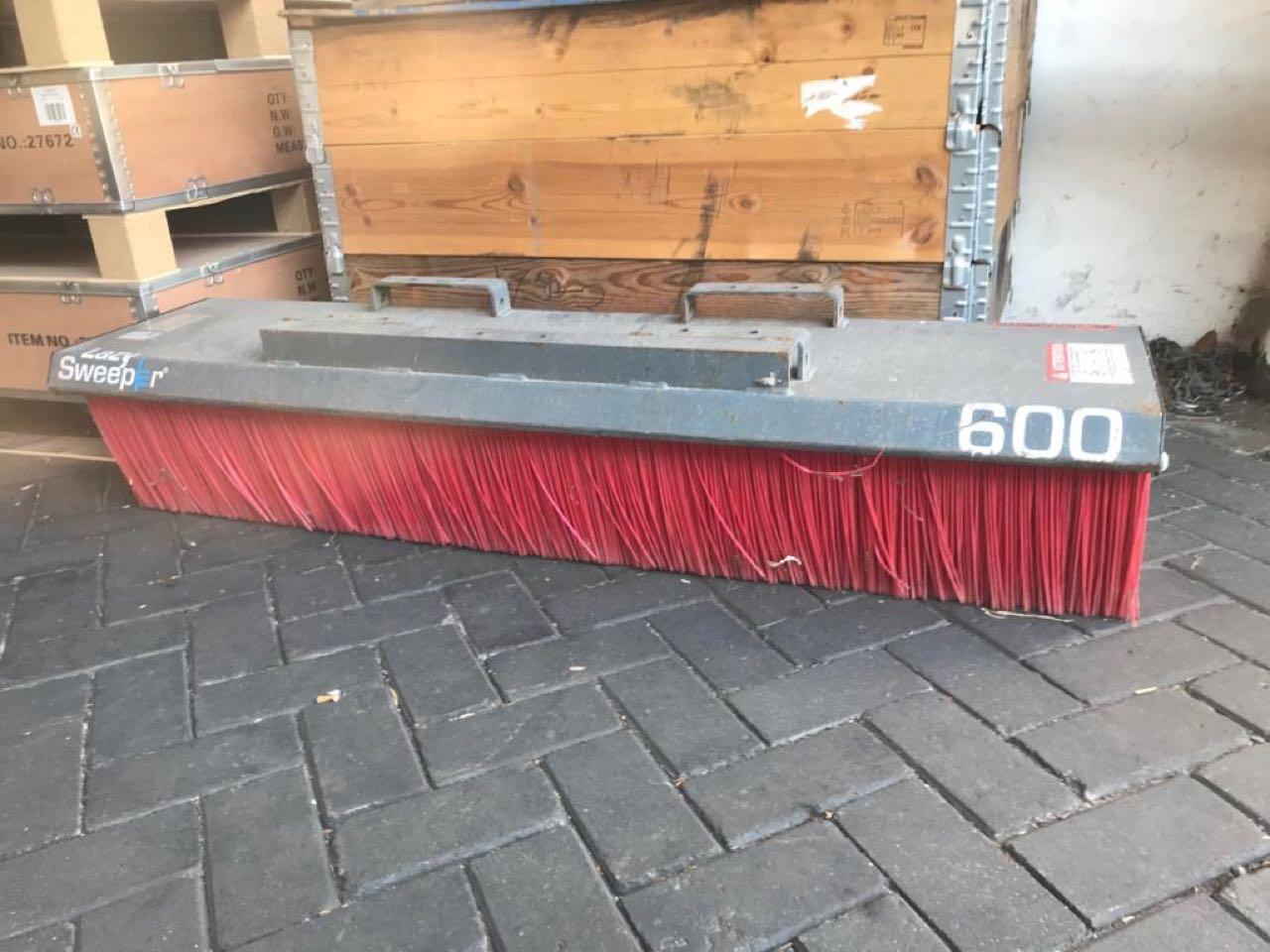 Lazy Sweeper 1,60 m