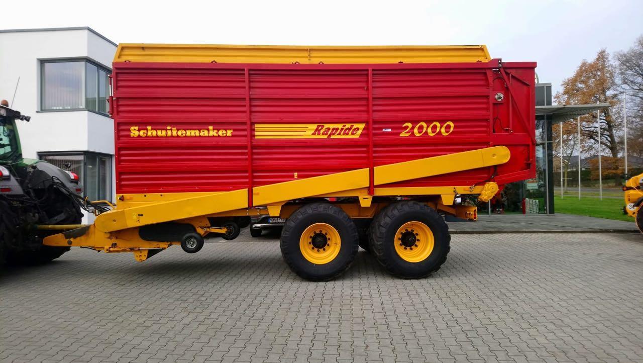 Schuitemaker SR Holland Rapide 2000SW
