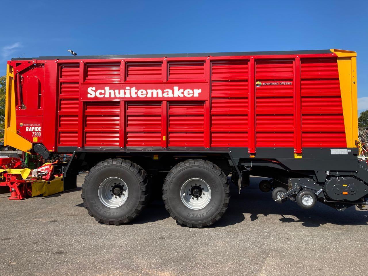 Schuitemaker SR Holland Rapide 7200 W