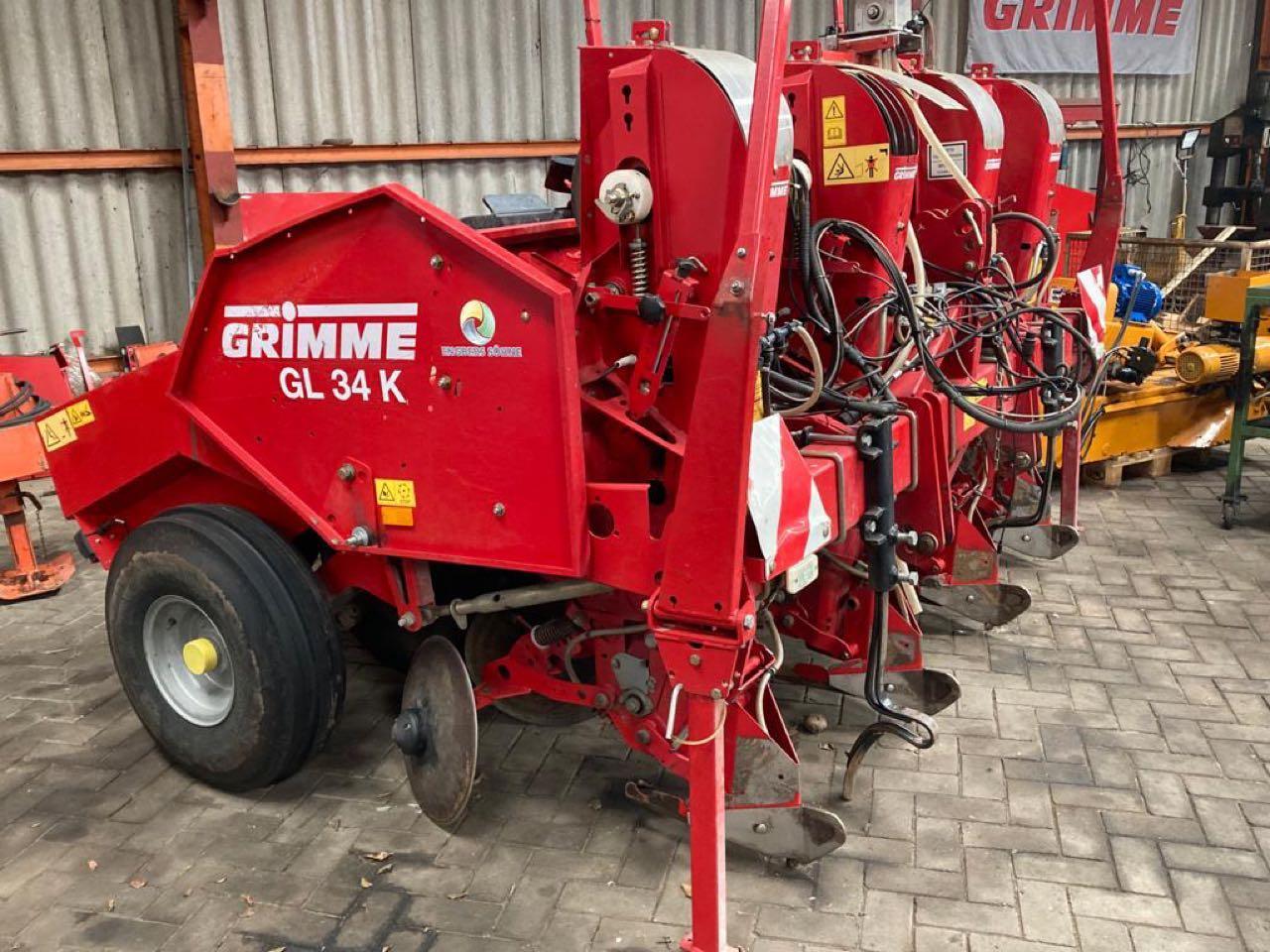 GRIMME GL 34 K