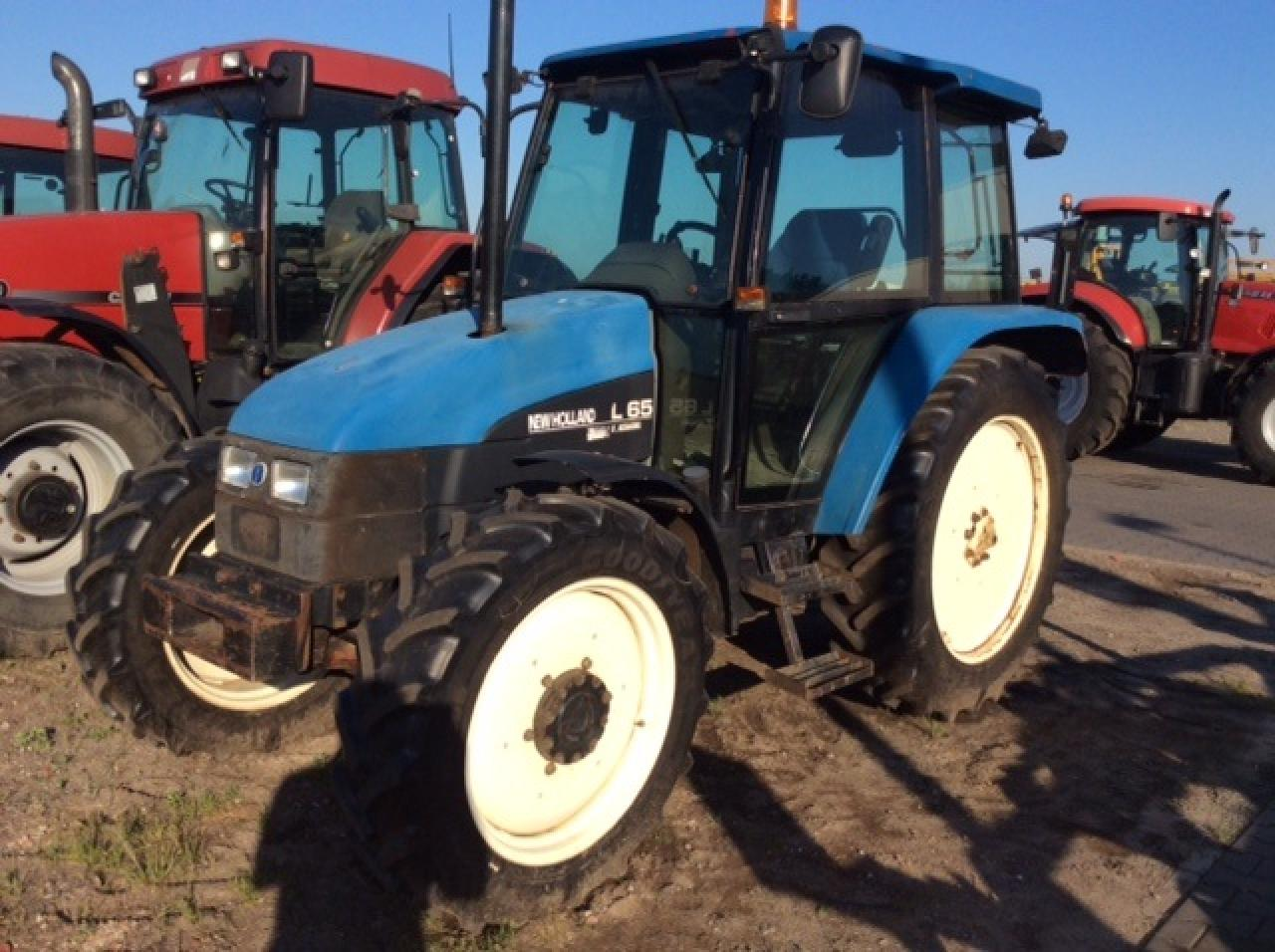 New Holland L 65