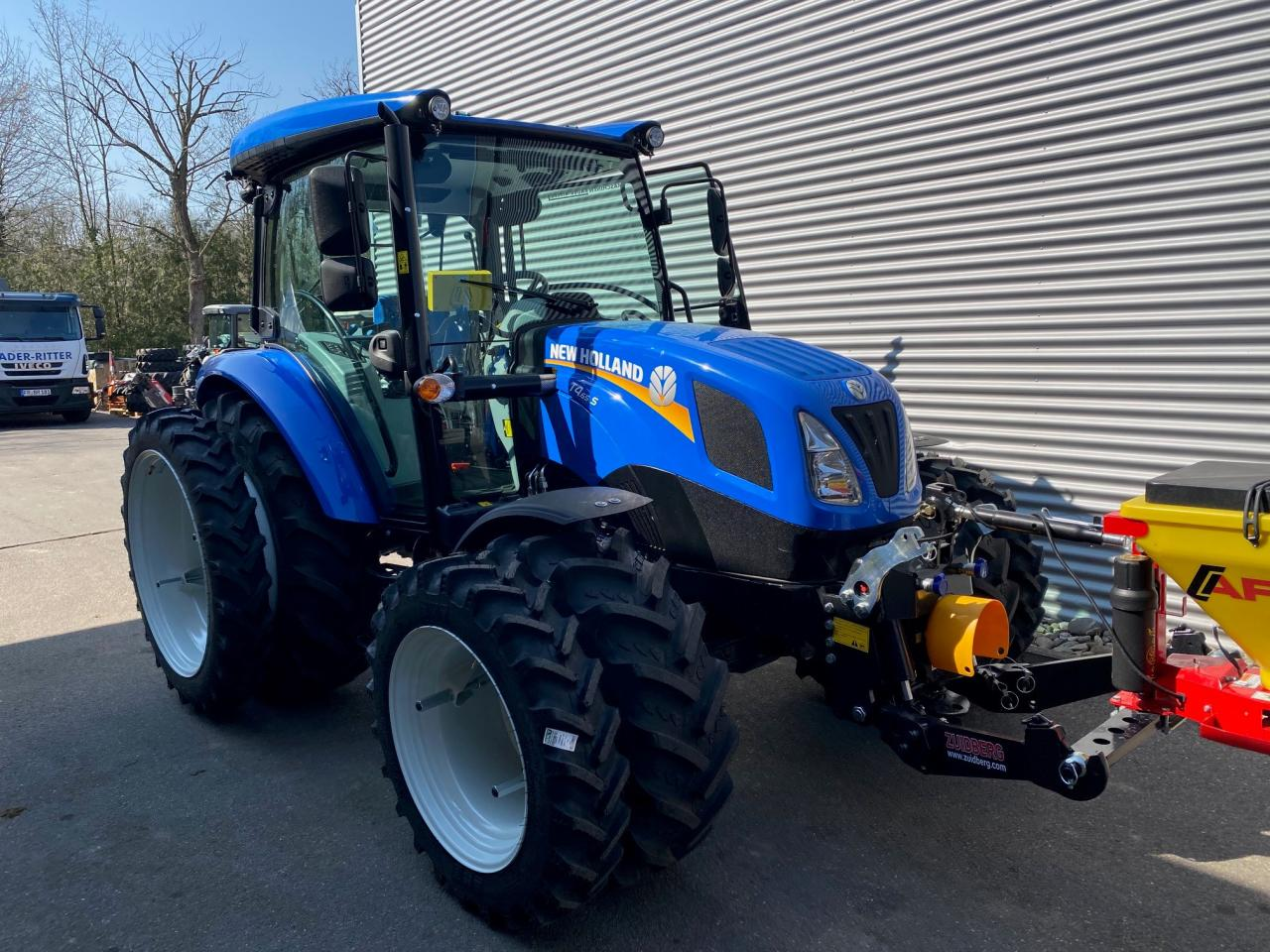 New Holland T 4S.65CAB
