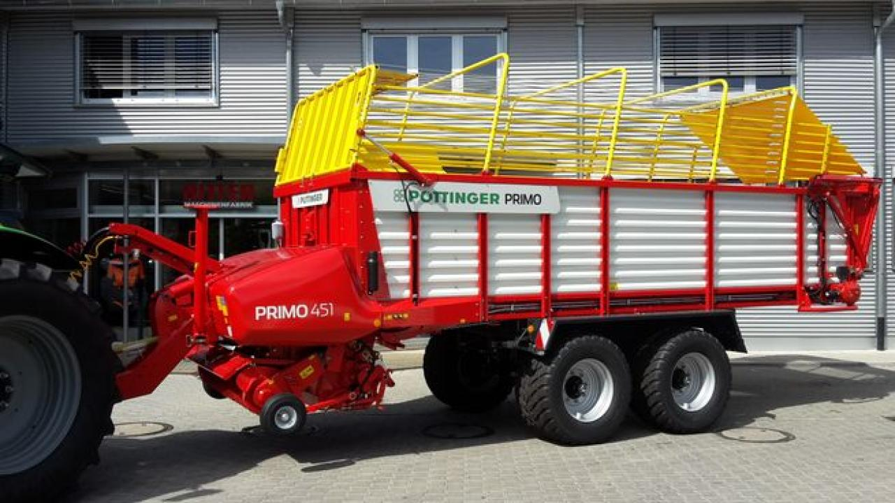 Pöttinger PRIMO 451L