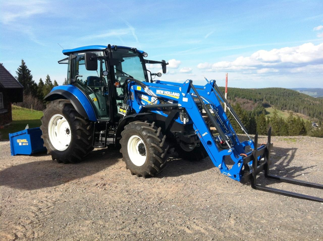 New Holland T4.85/600-02