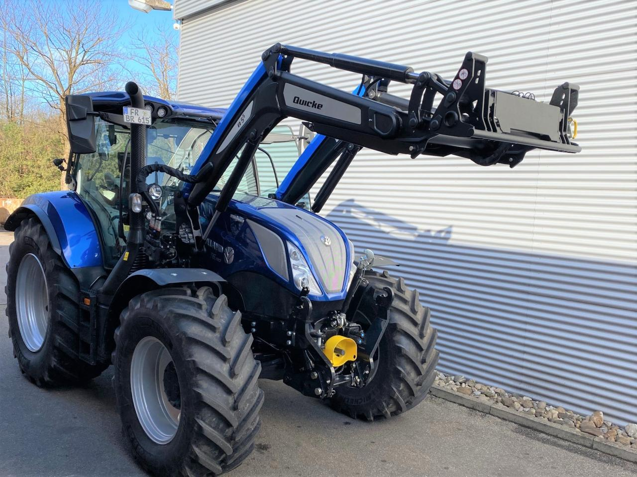 New Holland T 6.180 AC Blue Powe