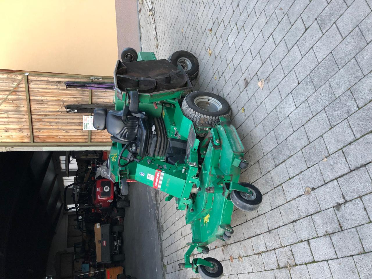 Ransomes HR951D Plus
