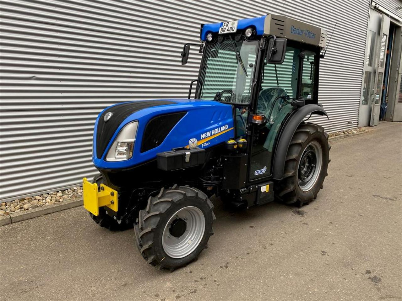 New Holland T 4.90 V CAB Terragl