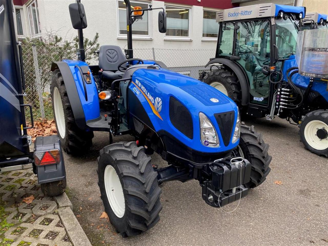 New Holland TD 3.50 4 WD