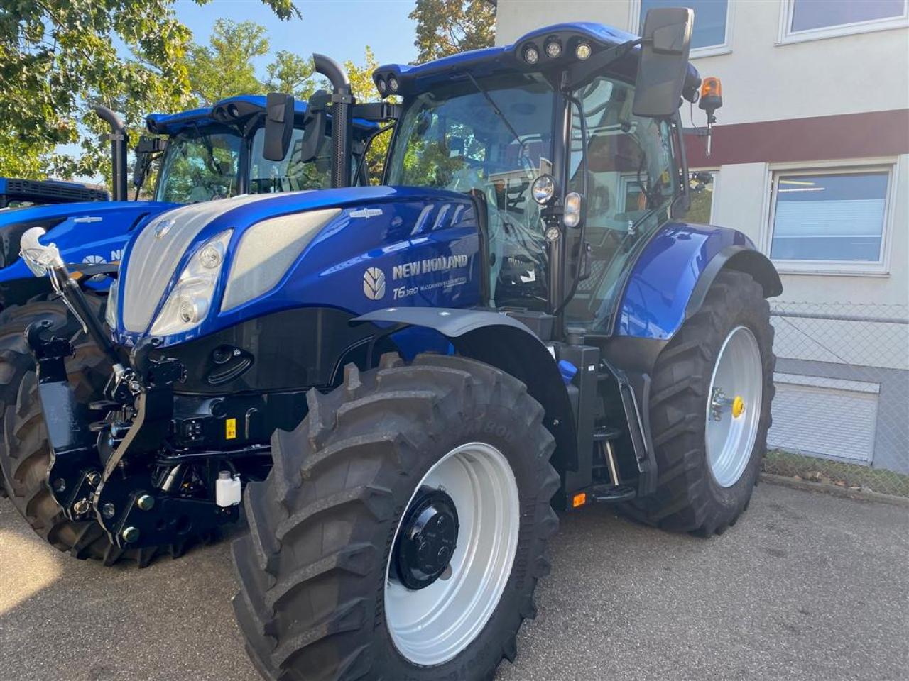 New Holland T 6.180 AC Stufe 5