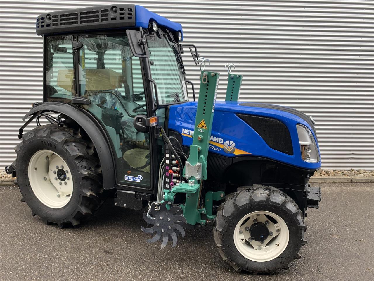 New Holland T 4.80 V CAB Terragl