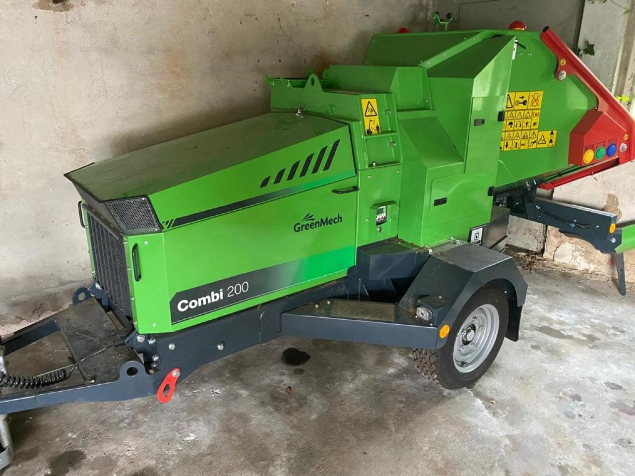GreenMech Combi 200