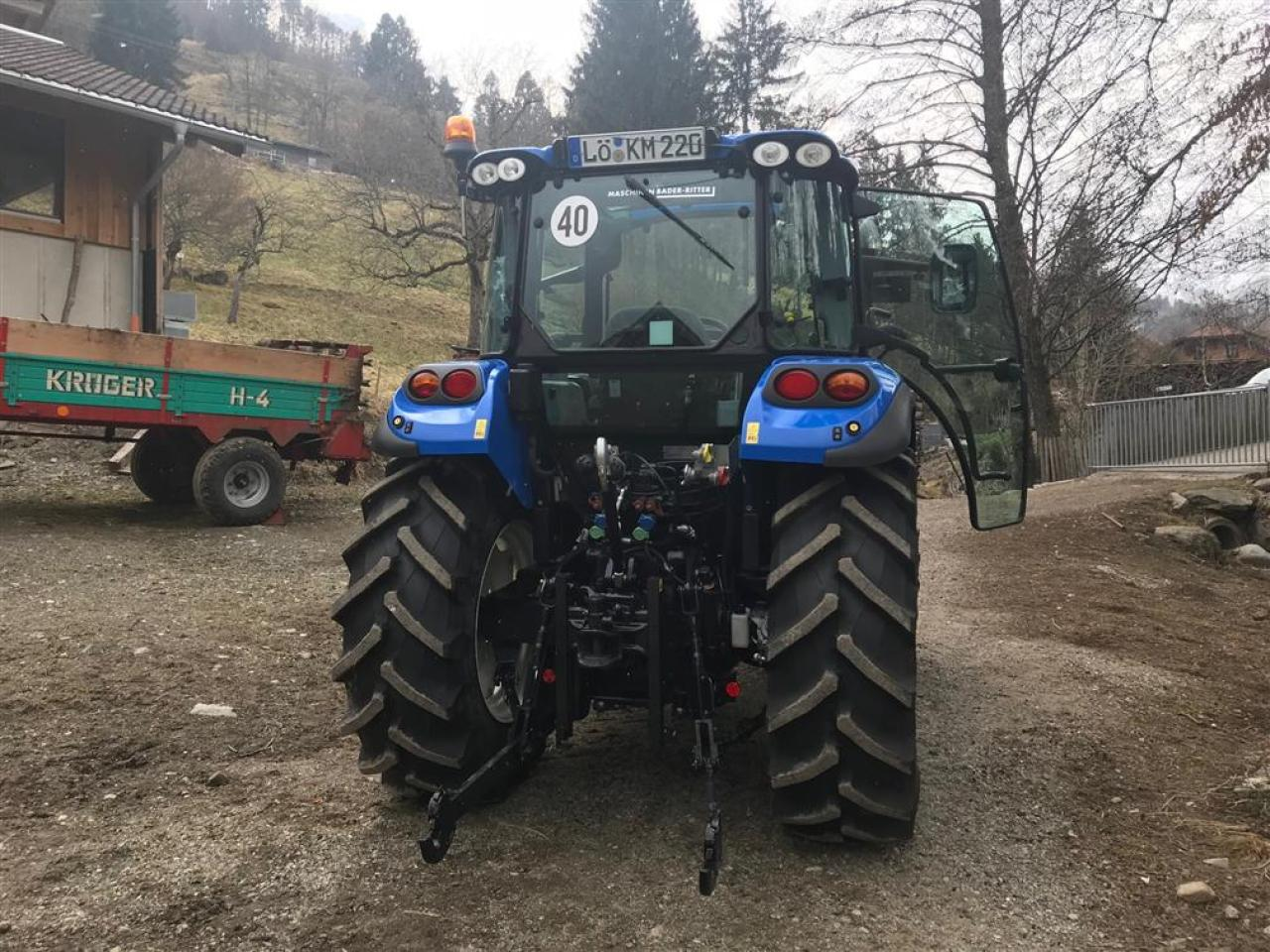 New Holland T 4.85  600/02