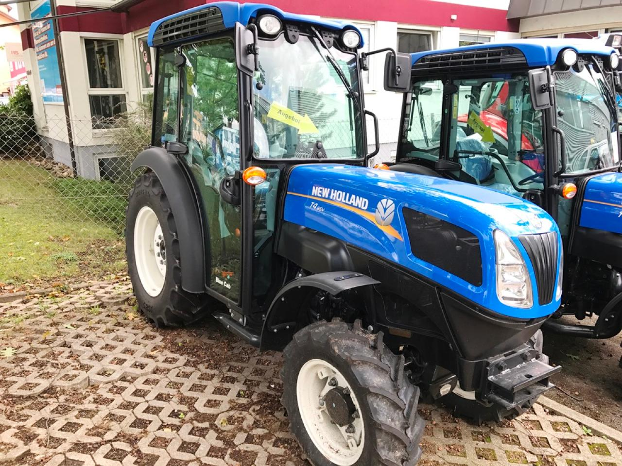 New Holland T4.65 V C