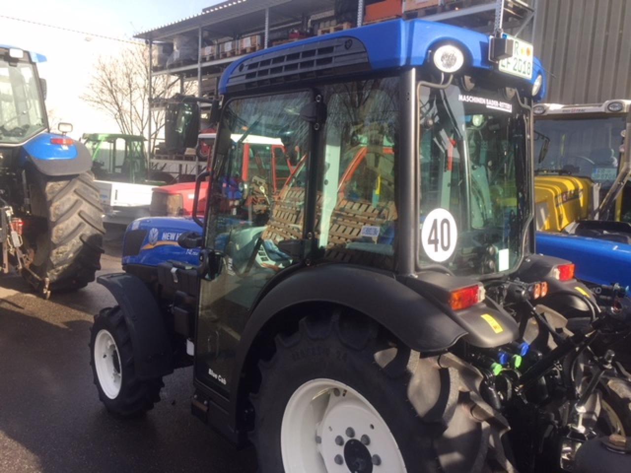 New Holland T4.75 V Vorführ