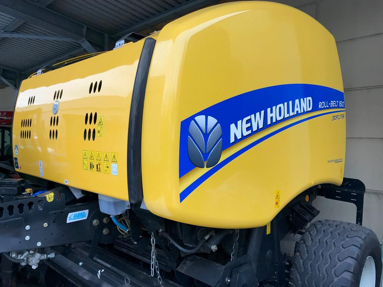 New Holland 150 RBC