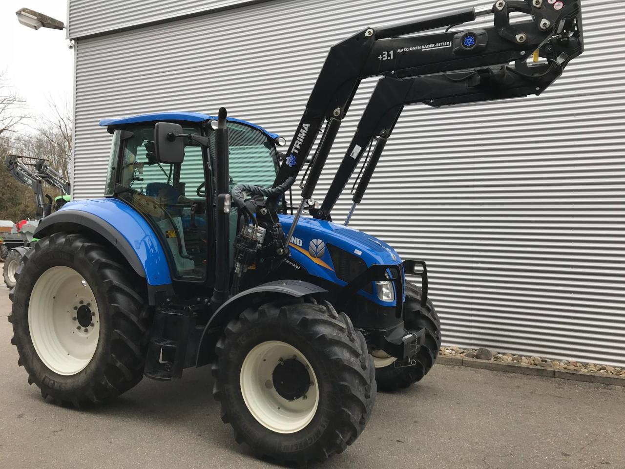 New Holland T5.115EC mit T3.1