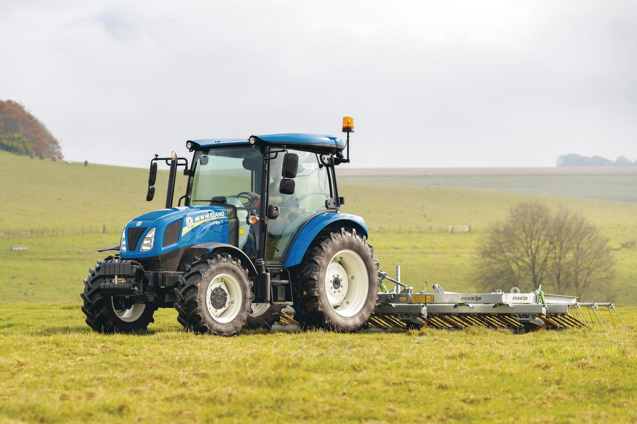 New Holland T4.S55