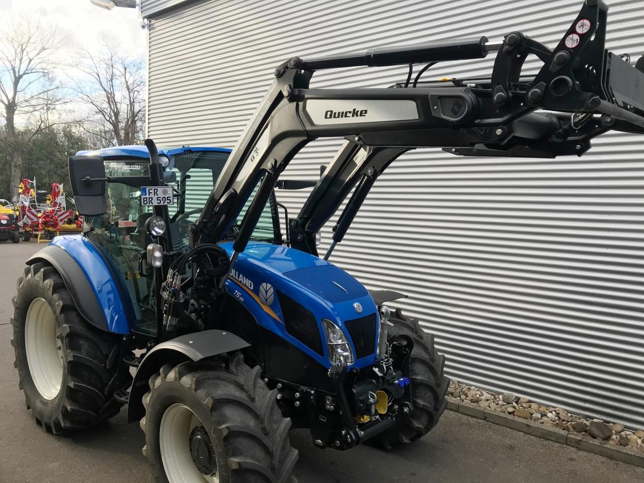 New Holland T 5.95 DC 1,5