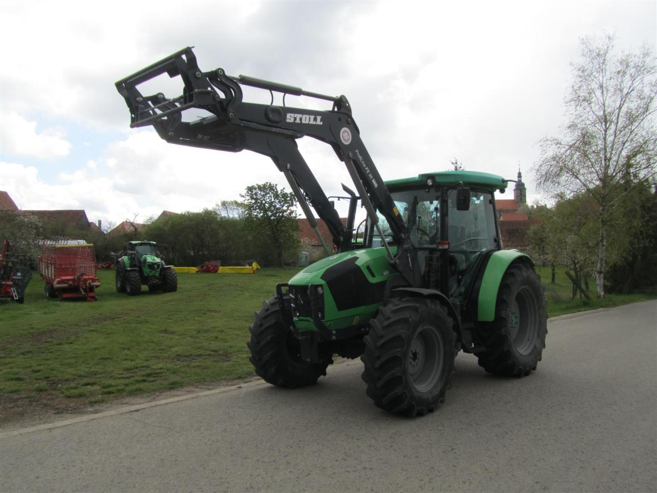 Deutz-Fahr Agrotron 5105.4 G H