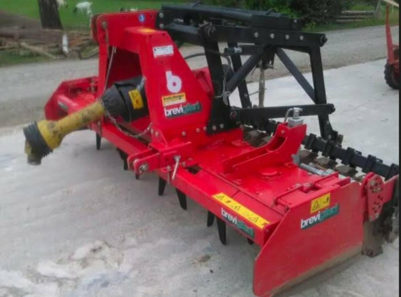 Breviglieri MKE 120/250