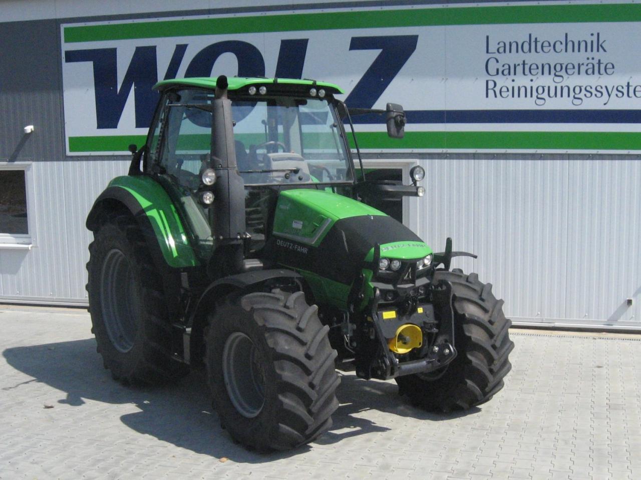Deutz-Fahr Agrotron 6130.4