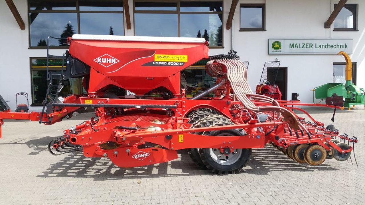 Kuhn Espro R 6000