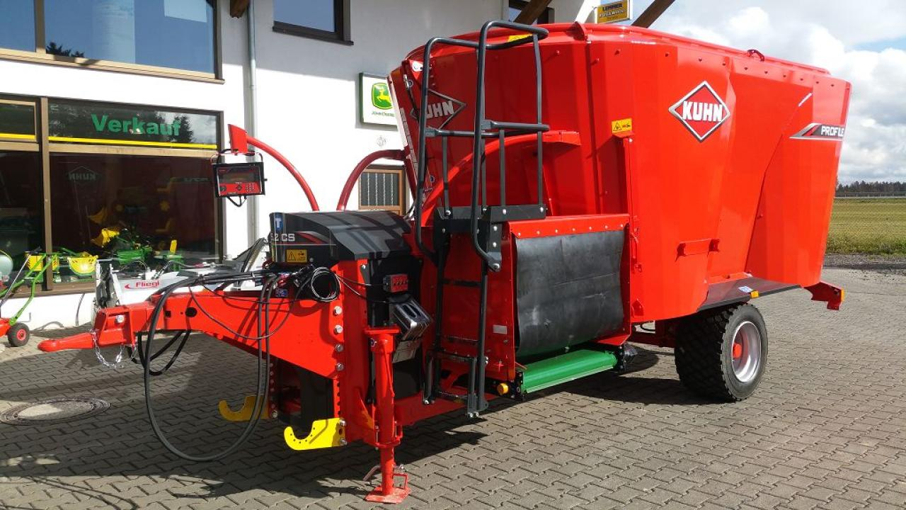 Kuhn Profile 15.2 CS