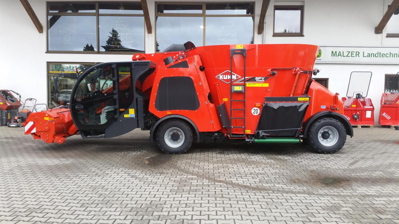 Kuhn SPV Power 14.1 DL