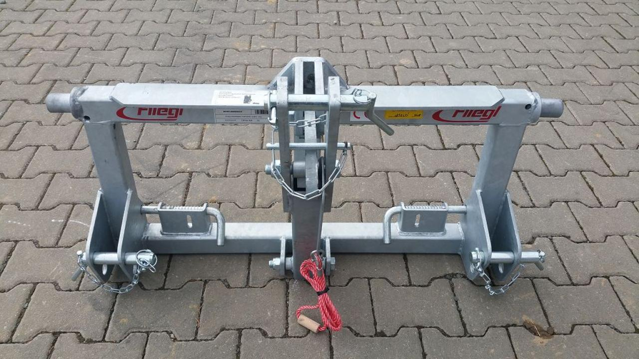 Fliegl Adapter ausklinkbar