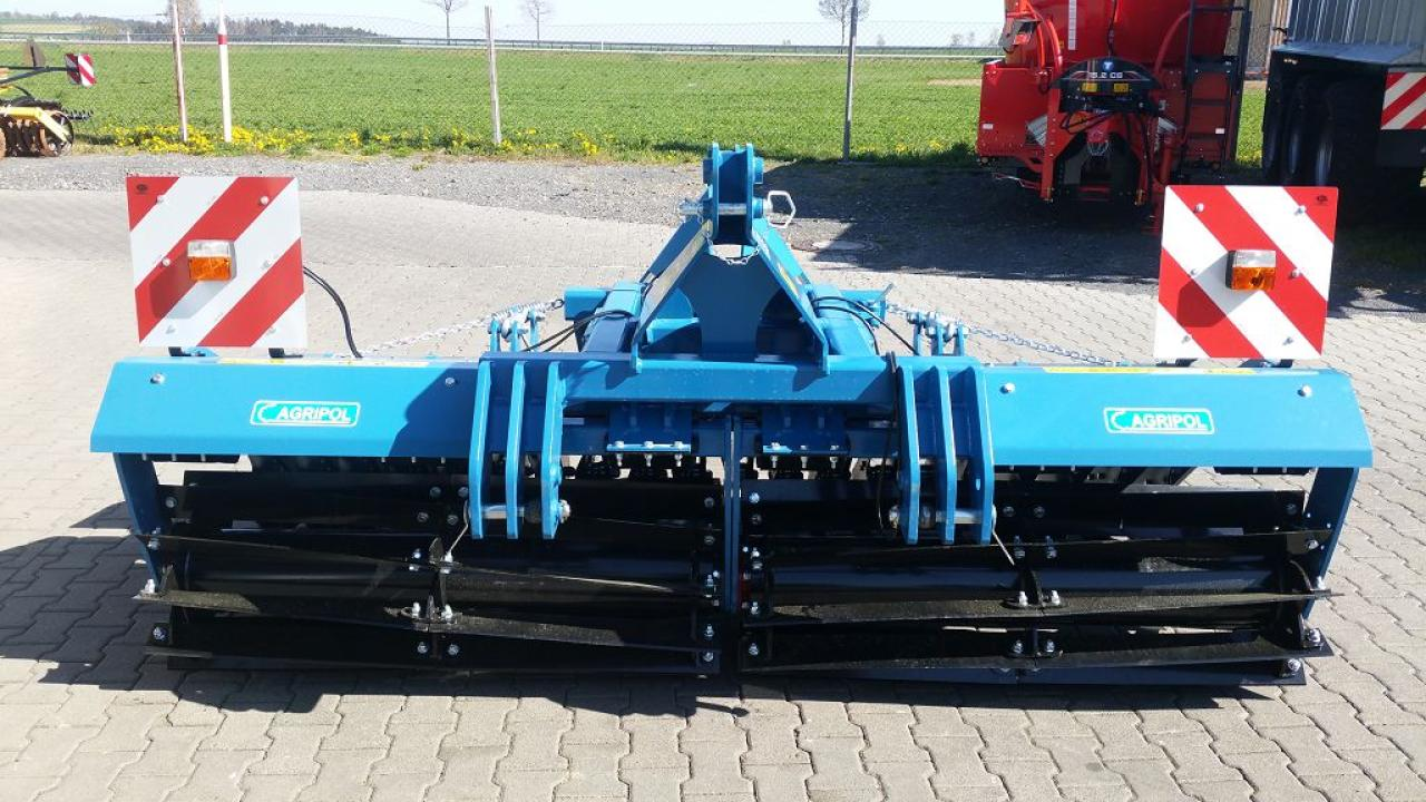Agripol Duo Cutter 300
