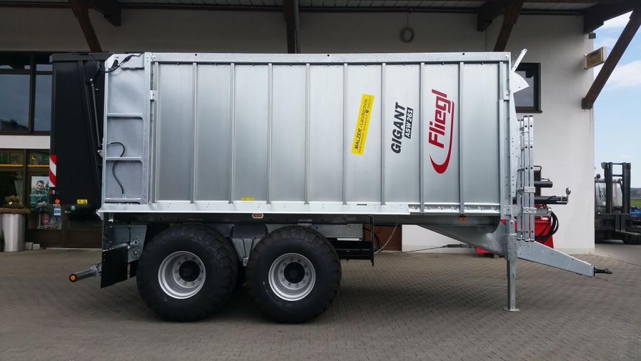 Fliegl ASW 261 C FOX