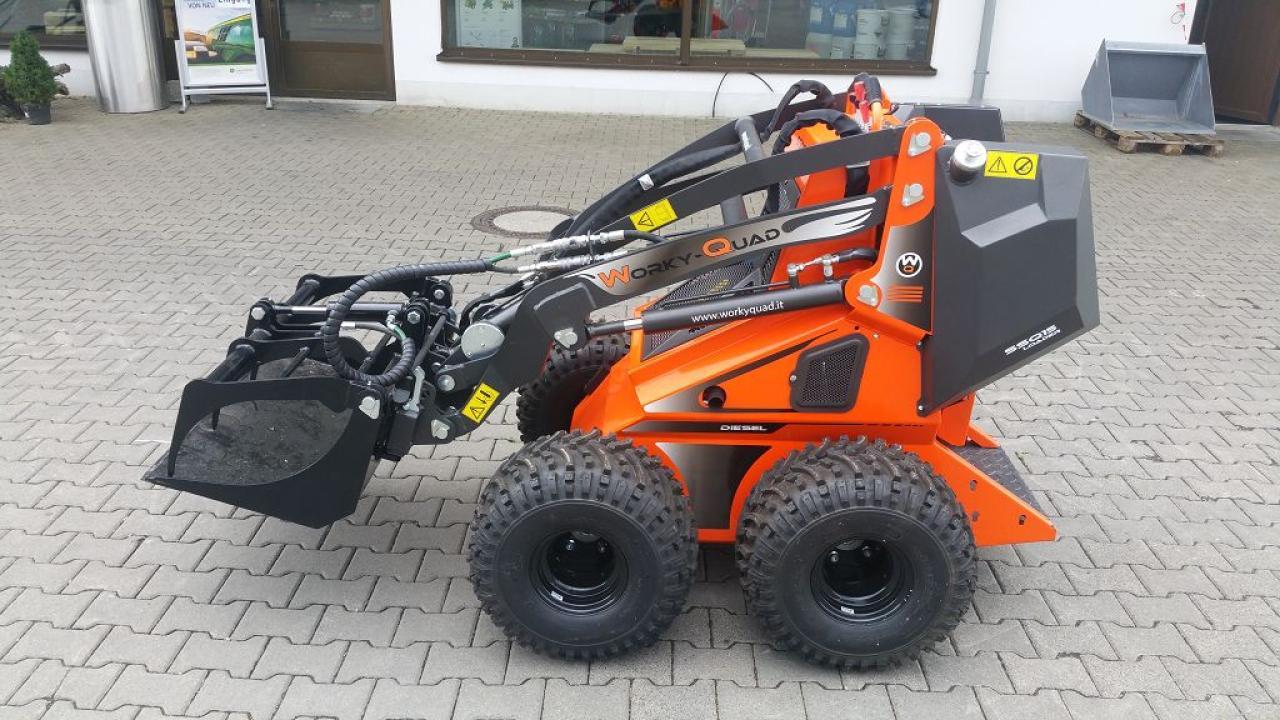 Worky-Quad SSQ 15 D