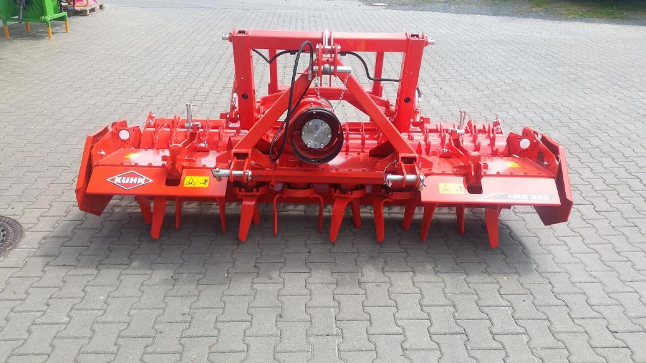Kuhn HRB 252 D