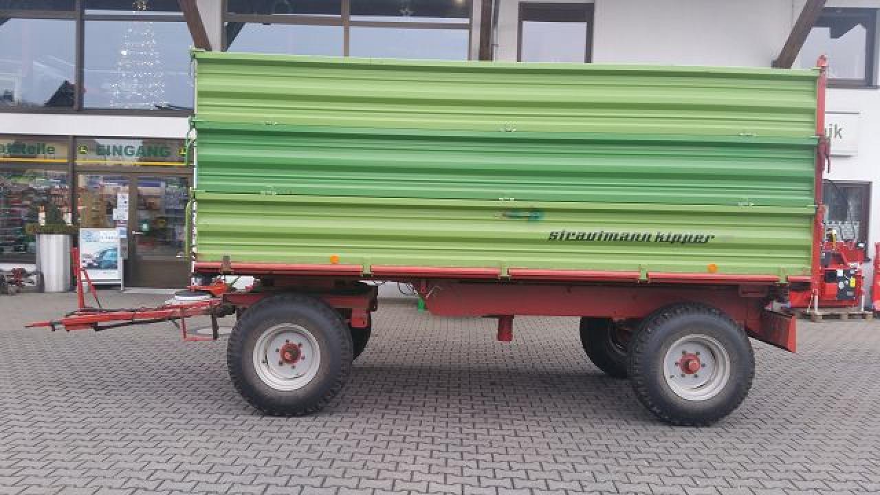 Strautmann SKD 8000
