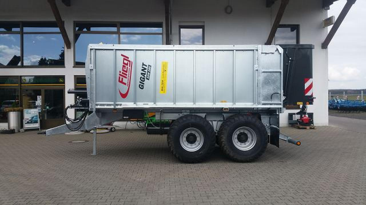Fliegl ASW 160 FOX
