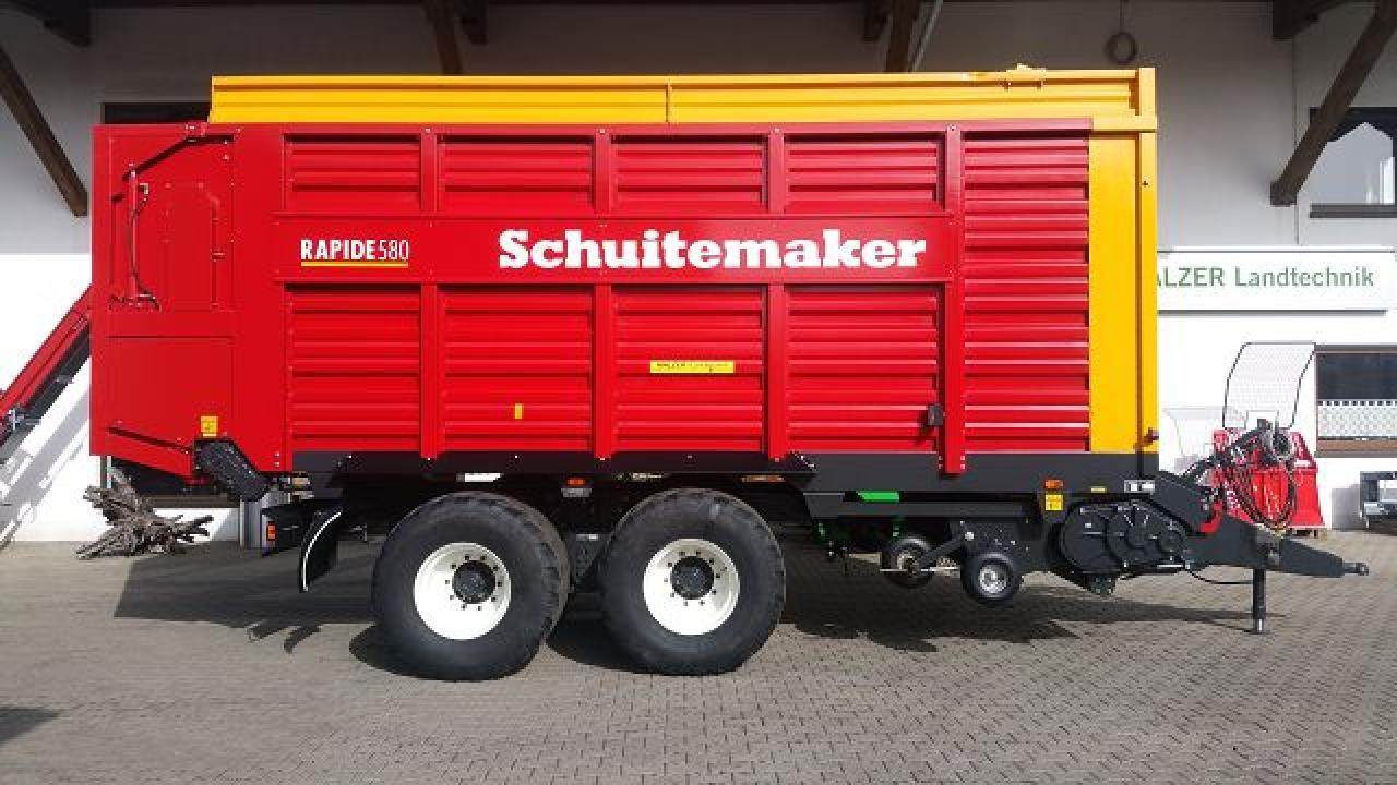 Schuitemaker SR Holland Rapide 580 W