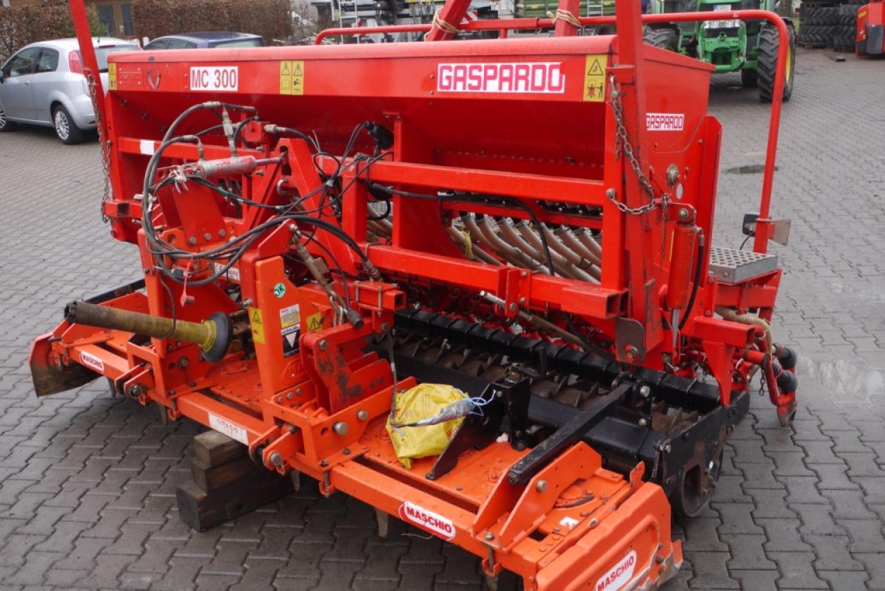 Gaspardo MC300 F25