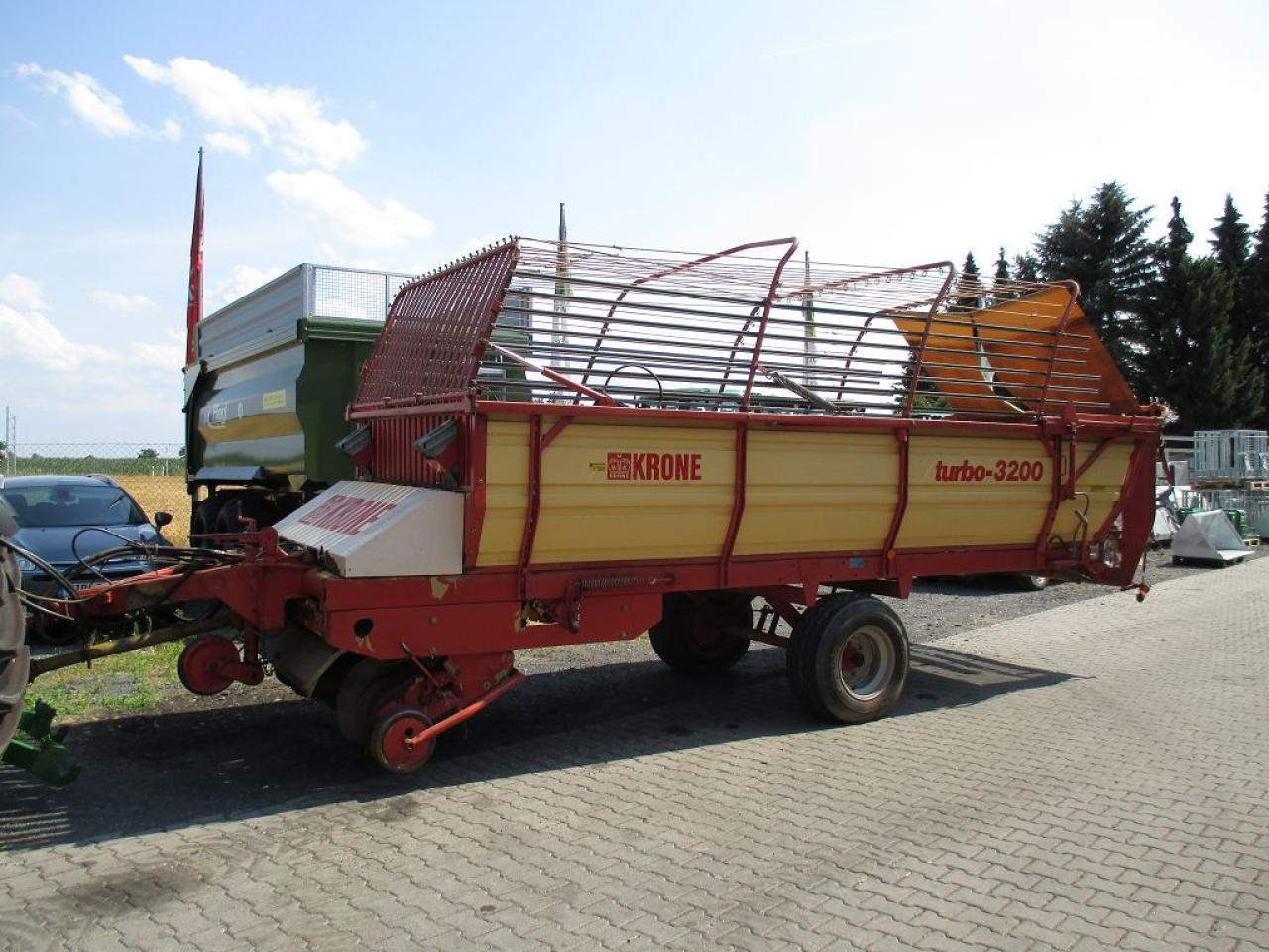 Krone Turbo 3200