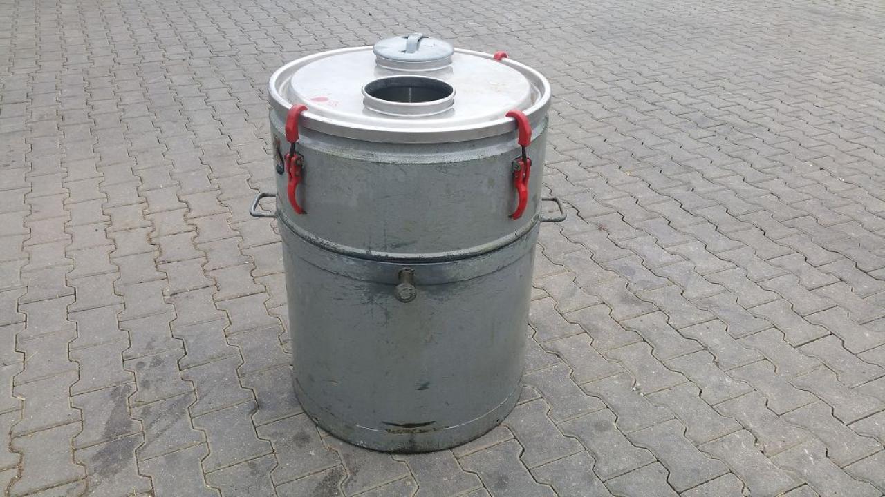 Hofbehälter 150 l