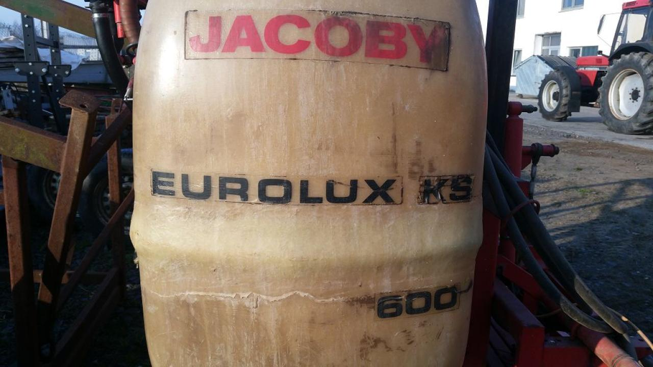 Jacoby 600 Liter/12 Meter