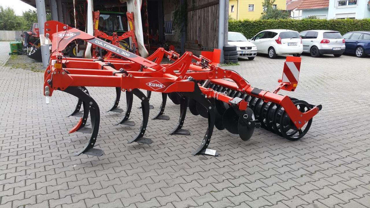 Kuhn Cultimer L 300 T