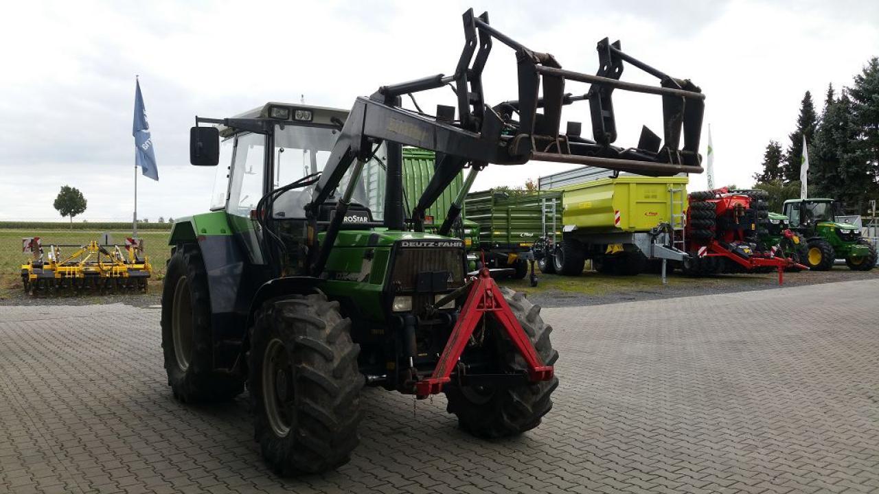 Deutz-Fahr DX 4.61 Agrostar