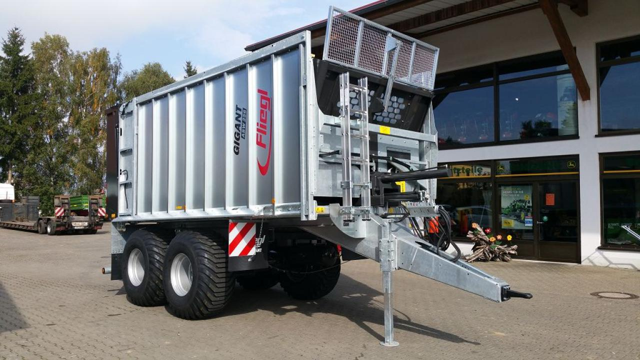 Fliegl ASW 256 C FOX